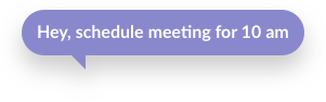 Schedule meeting shedule meeting through managly